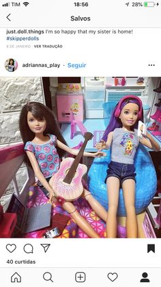 Barbie Family, Barbie Style, Barbie World, Barbie And Ken, Play, Rio, Chelsea, Cookie, Organization