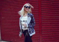 Look da blogger Ketherin Kaffka, todinho Maria Benta