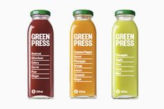Green Press on Packaging of the World - Creative Package Design Gallery