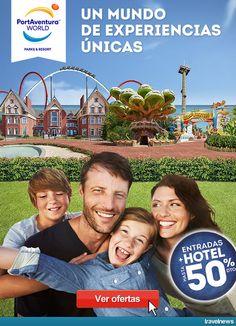 Ofertas en www.viajesviaverde.es: ¡PortAventura, gran apertura del 2016! Hasta 50% D...