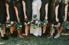 Adorable 40+ Beautiful Black Bridesmaid Dress Styles For Perfect Wedding Ideas  https://oosile.com/40-beautiful-black-bridesmaid-dress-styles-for-perfect-wedding-ideas-13499