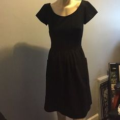 I just discovered this while shopping on Poshmark: Built by Wendy sparkling little black dress. Check it out!  Size: XS