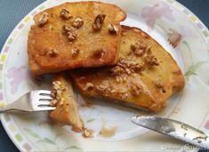 Wegańskie tosty francuskie
