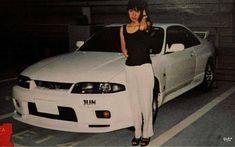 Classic Japanese Cars, Hot Japanese Girls, Tuner Cars, Jdm Cars, Street Racing Cars, Pretty Cars, Drifting Cars, Japan Cars, Sexy Cars