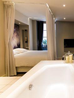 """Suite """"Dandelion"""" à Lyon by Mi Hotel SUITES • DESIGN • CONFIDENTIELLES"""