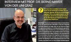 Interview mit Prof. Dr. Bernd Mayer von der Uni Graz