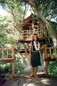 Dormir dans un arbre à Hawaï, Etats-Unis : http://www.trip85.com/2011/02/20/dormir-dans-un-arbre-%C3%A0-hawa%C3%AF-etats-unis/