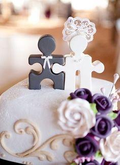 Bonecos de Lego, passarinhos e a Bela e a Fera: veja os topos de bolos mais criativos dos casamentos - Fotos - R7 R7 Meu Estilo