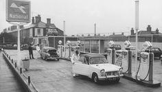 Dereham Road, Norwich, 1963