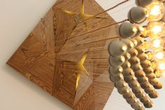 Sun Green Chandelier by Made In Love Studio » Retail Design Blog