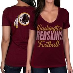 redskin shirts for ladies