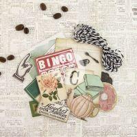 Prima Marketing Ephemera - Coffee Break found at fotobella.com