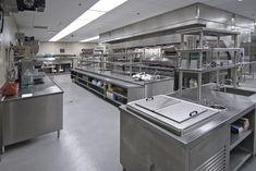 Commercial Kitchen Design  Kitchen  Pinterest  Commercial Amusing Hotel Kitchen Design Design Ideas