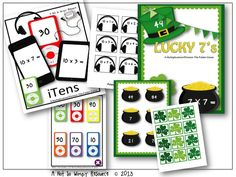($) Multiplication and division file folder games that are great for teaching/ reinforcing basic skills. Includes games for facts 2-12. Each file folder set icludes 1 multiplication game and 1 division game. This bundled set include 22 games in all!!