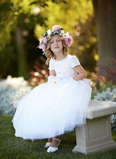 8983c9a21 99 Best Flower Girls & Ring Bearers images | Wedding ideas, Rings ...