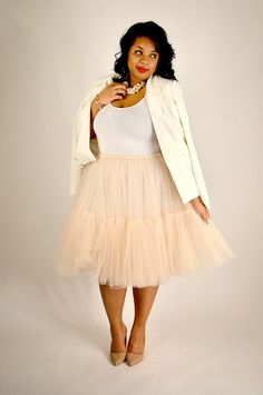 A blog about plus size fashion and trends.