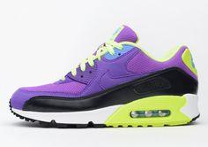 """Nike Air Max 90 Essential """"Hyper Grape"""""""