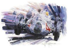 John Ketchell | John Ketchell Motorsport Artist