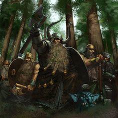 длиннопост,Fantasy,Fantasy art,art,арт,красивые картинки,Dwarfs (Warhammer Fantasy),гномы,Dungeons & Dragons,Игры,Warhammer Fantasy,фэндомы,Арда,многа букаф
