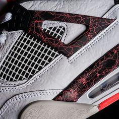 0bde5e75c43241 AIR JORDAN 4 I LAVA U! Tão pesado quando o sneaker é o nome!