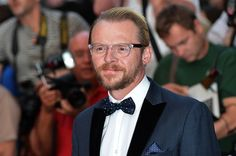 Star Wars 7: Simon Pegg suggests his face won't be 'popping' into Episode VII  #starwars