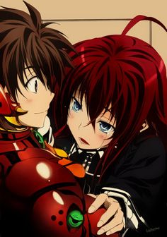 1000+ images about Highschool DxD BorN on Pinterest | High ...