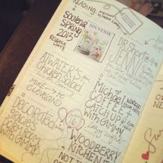 Daily Journal March/April 2013 | Flickr - Photo Sharing!