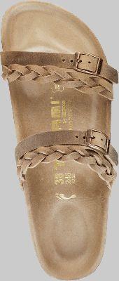 braided birkenstock sandals