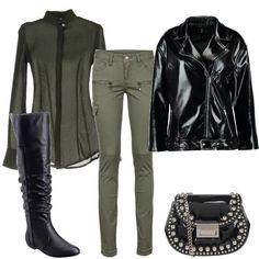 Clothing, Shoes & Accessories Leggings Beautiful Pantaloni Uomo Donna Nero Fumo Rock Ecopelle Rock Leopard 32 Without Return