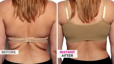 2df75dbfd0a72 Help minimize back fat by using the Dream by Genie Bra! Look smooth all day