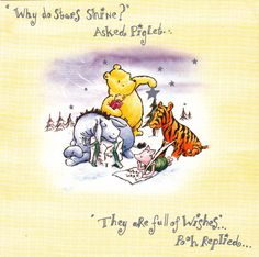 Winnie the Pooh Winnie The Pooh Christmas, Cute Winnie The Pooh, Winnie The Pooh Quotes, Winnie The Pooh Friends, Vintage Winnie The Pooh, Disney Christmas, Eeyore, Tigger, Quirky Quotes