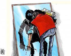 La batalla de las caricaturas árabes por su propio espacio - Nasser Al-Yaafari - Giordania §