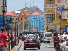 Punda #Curacao #Shopping #Area Taxi, Caribbean, Times Square, Street View, Explore, Beach, Travel, Life, Shopping