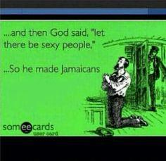 Lol. Yuh dun know!