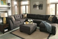 Love Sectionals But Donu0027t Want The High Cost? Try Out The Affordable Ashley