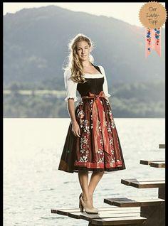 29 Besten Dirndl Making Bilder Auf Pinterest Germany Dirndl Dress