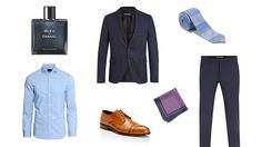 Making a good first impression, lesson 1: dress for the occasion! Here's an outfit that will help you get the most out of the first two seconds you have when meeting someone new.