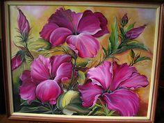Tela pintada com tinta acrílica. <br>Usadas para decorar qualquer ambiente em da sua casa:sala de visita,sala de jantar,quarto de: adolescente, casal,etc... <br>Sem moldura.
