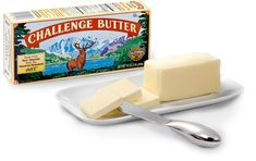 Challenge Butter from America