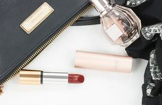 Kiko Velvet mat satin lipstick 609 Cherry Red: review & swatches