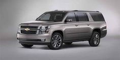 2018 Chevy Suburban will be lighter, more comfortable - https://carsintrend.com/2018-chevy-suburban/