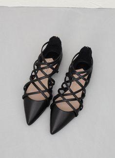 15ec8be14c29a9 Strappy sandals - See all - FOOTWEAR - Uterqüe United Kingdom Ss15 Fashion