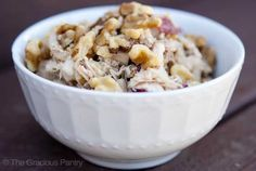 Clean Eating Chicken Endive Salad