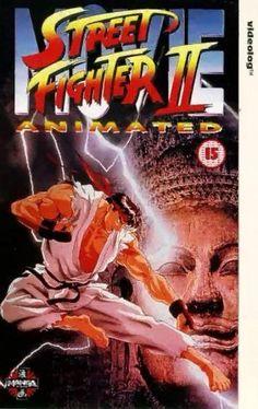 Street Fighter 2 - Animated Movie