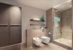 Berglan Court from C.P. Hart: Contemporary Bathrooms, London