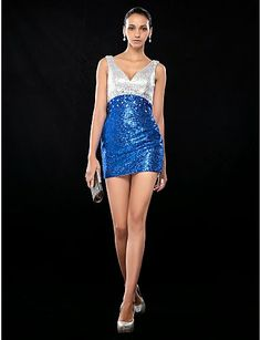 Magníficos vestidos de noche con lentejuelas | Colección 2014