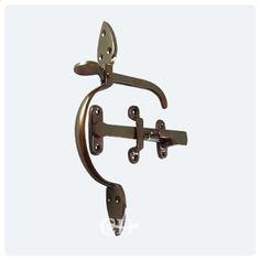 RBMA Real Bronze suffolk latch or thumb latch available in 21 finishes