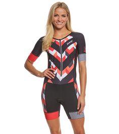 Zoot Women s Ultra Tri Aero Skin Suit at SwimOutlet.com - Free Shipping.  Triathlon ... 49b00518a