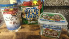 I have just started using coconut cooking oil and have always loved flax seeds.  Carrington was right to select me!   Yes, I am not modest about this. Ever since the first time I tasted coconut oil I have been cooking with it ever since and I love it!  Now I am loving Carrington Farms products as well.