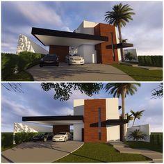 Estudo de fachada Pavesi Arquitetura #irmaospavesi #pavesiarquitetura #architecture #arquitetura #design #carpediem #sinop #brazil #mt